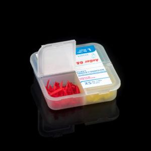 Műanyag interdentális ékek (faékek)