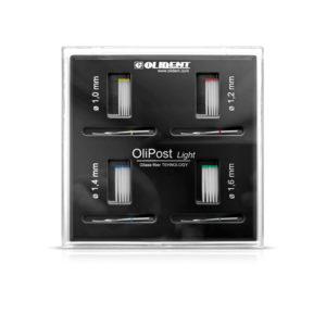 OLIPOST LIGHT SET gyökércsap nano-cirkóniummal dúsítva