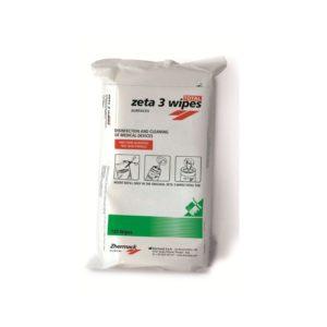 Zhermack ZETA 3 WIPES TOTAL REFIL fertőtlenítőkendő – utántöltő